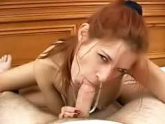 Amateur Sylvia Hungers For Cock