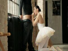 Ballerina By Day Escort By Night – French