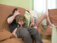 Euro Couples First Porno 2