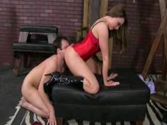 FemDom Butt hole Worship 23