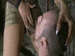 TS Seduction: The First Ever TS Gang Screw On TS Seduction – The Gangster Gangbang