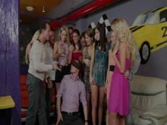 Bachelor Party Gang bang 4